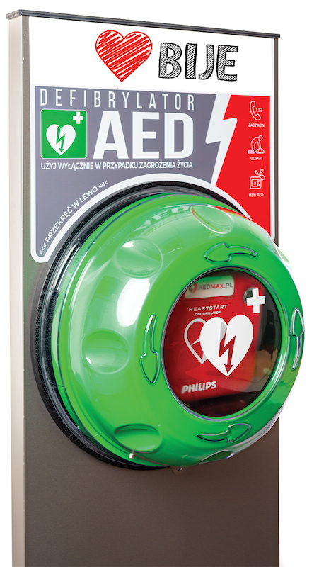 AED_stand